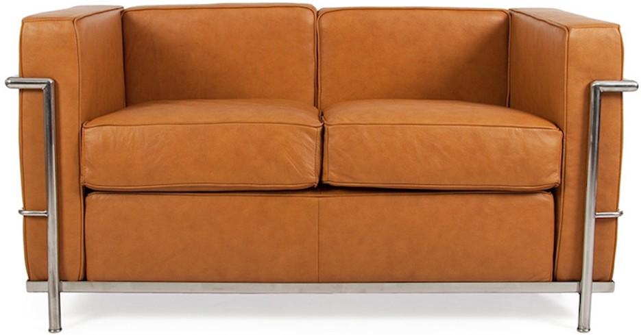 Le Corbusier Grand Comfort.Le Corbusier LC2 Sessel Mit Schwarzem ...