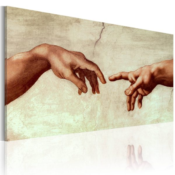 Peintures peintes à la main